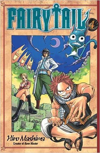 Amazon Fr Fairy Tail 4 Hiro Mashima Livres