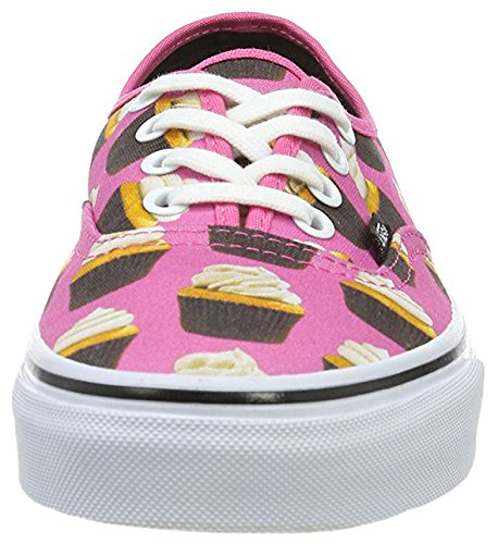 Vans Women's Authentic (Late Night) Cupcakes Trainers Pink xn7tlw