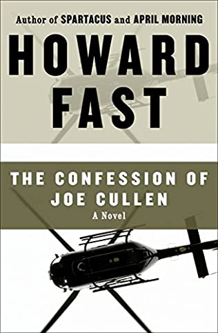 book cover of The Confession of Joe Cullen