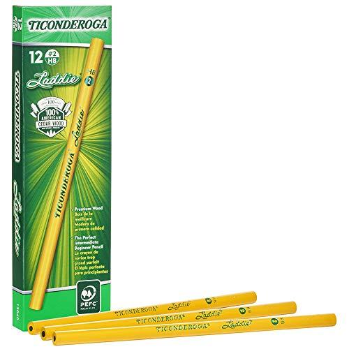 Amazon.com: Lápices n.º 2 Dixon intermedios ...