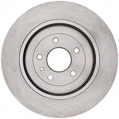 ProForce 54165 G - PREMIUM anti óxido con revestimiento de freno de disco rotor (trasera) para Ford Taurus: Amazon.es: Coche y moto