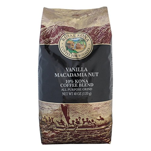 Royal Kona Coffee Vanilla Macadamia product image