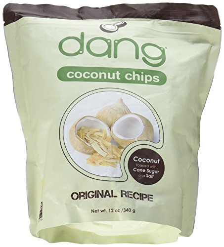 DANG coconut chips 12oz.