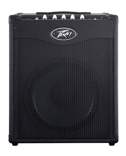 Peavey MAX 110 Electric Bass Guitar 100W Combo Amp 10'' Speaker 3 Band EQ (Certified Refurbished) by Peavey