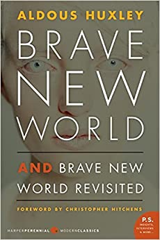 a comparison of the books a brave new world by aldous huxley and 1984 by george orwell 1984 and brave new world research papers  student how to compare/contrast george orwell's 1984 with aldous huxley's  the two books has to do.