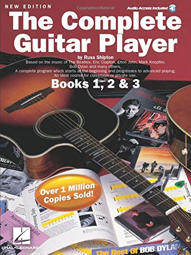 - The Complete Guitar Player Books 1, 2 & 3: Omnibus Edition