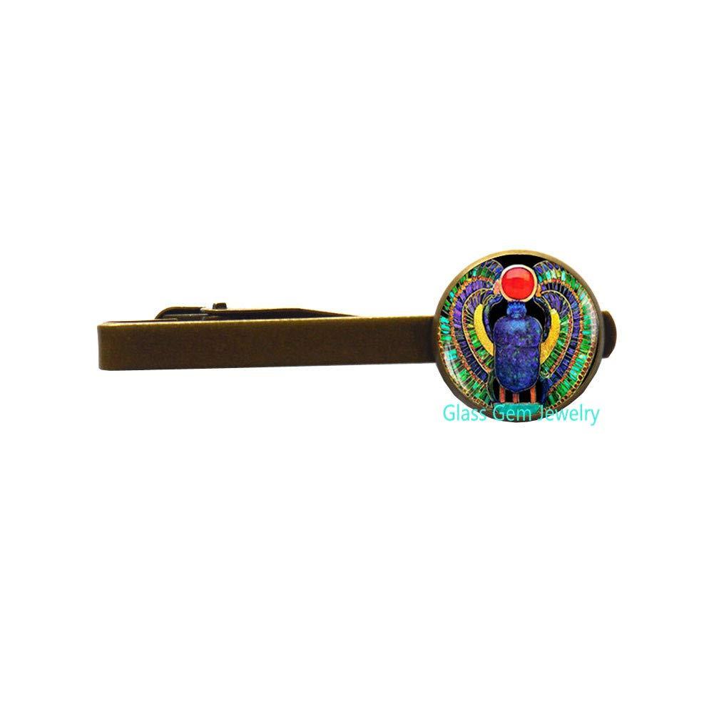 Egyptian Scarab Scarab Tie Pin Scarab Jewelry Egyptian Scarab Tie Clip Egyptian Jewelry Mens Scarab Tie Clip,Q0112 Ancient Egypt Jewelry