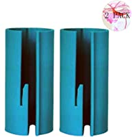 Christmas Wrapping Paper Cutter Tool Sliding Safe Lip in Seconds for Any Size Roll (S&S)