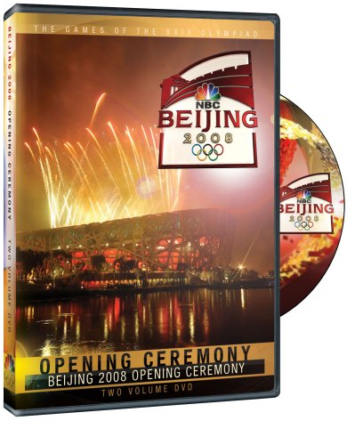 Beijing 2008: Opening (Olympic Games Opening Ceremony)