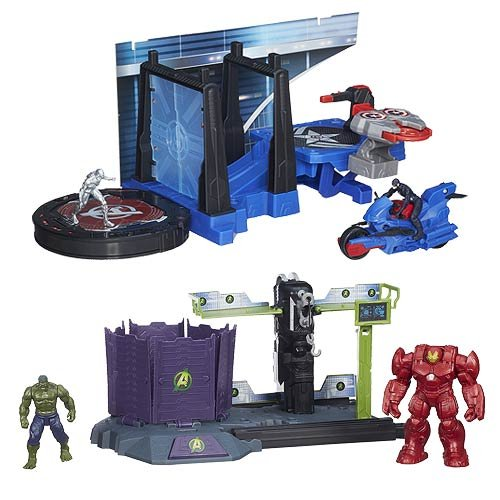 Avengers: Age of Ultron 2 1/2-Inch Action Sets Wave 1 Set