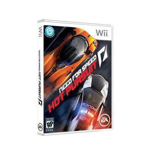 New Electronic Arts Need For Speed: Hot Pursuit Racing Game Complete Product Standard Retail Wii (Pursuit Hot For Need Speed Wii)