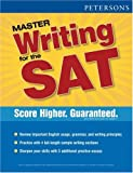 New SAT Writing Workbook, 1st Ed, Peterson's Guides Staff and Peterson's, 076891714X