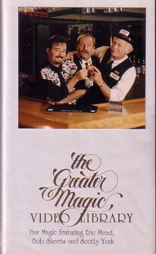 (Bar Magic, Volume 49 featuring Eric Mead, Bob Sheets and Scotty York)