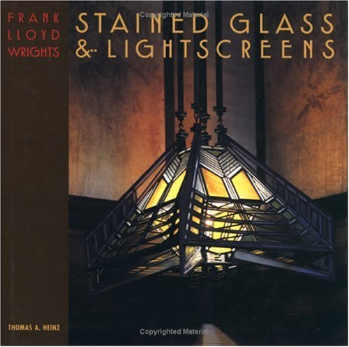 Frank Lloyd Wright's Stained Glass & - Gibbs Casting