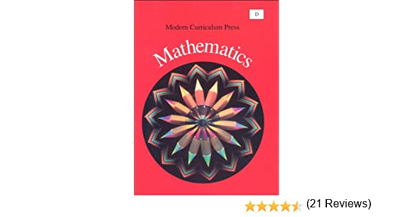 Amazon.com: Modern Curriculum Press Mathematics, Level D (Grade 4 ...