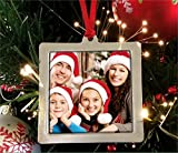 make your own photo frame - Make Your Own Photo Christmas Ornament Large Square