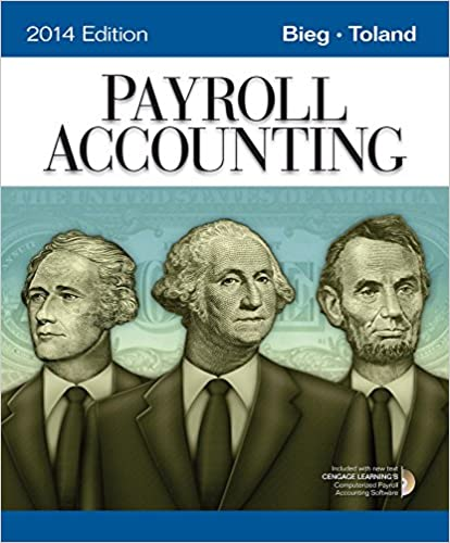 Payroll accounting 2014 with computerized payroll accounting payroll accounting 2014 with computerized payroll accounting software cd rom 24th edition fandeluxe Choice Image