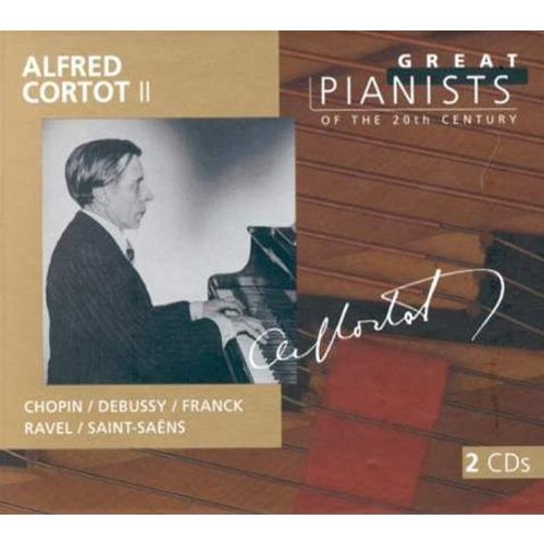 Alfred Cortot, Vol 2: Great Pianists of the 20th Century by Philips (Image #1)