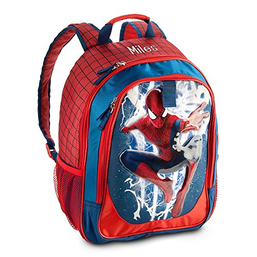 Disney Store Amazing Spiderman 2 Backpack