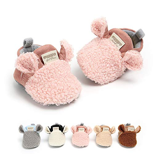 RVROVIC Fleece Booties Bottom Winter product image