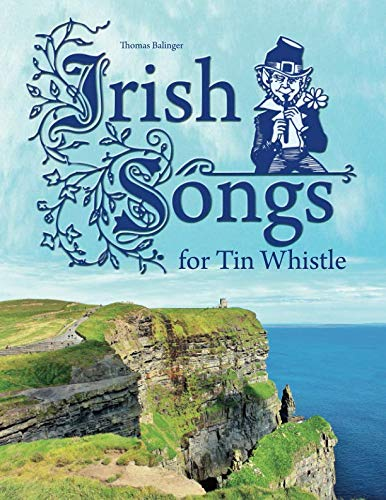 Irish Songs for Tin Whistle ()