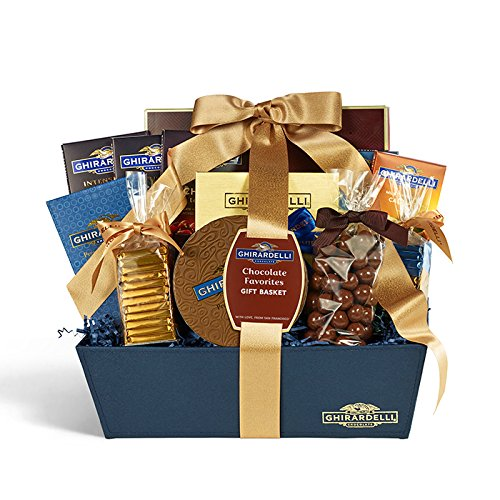 Ghirardelli Limited Edition Chocolate Favorites Gift Basket