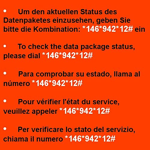 Tarjeta SIM de prepago de telefónica móvil internacional TravelSim ...