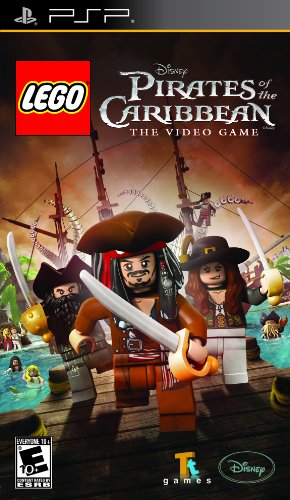 LEGO Pirates of the Caribbean - Sony PSP by Disney Interactive Studios