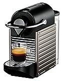 Nespresso Pixie Espresso Machine by Breville, Titan