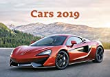 Car Calendar - Calendars 2018 - 2019 Wall Calendar - Exotic Car Calendar by Helma