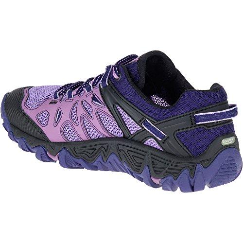 Merrell Women's All Out Blaze Aero Sport Trail Runner, Very Grape, 8 B(M) US by Merrell (Image #5)