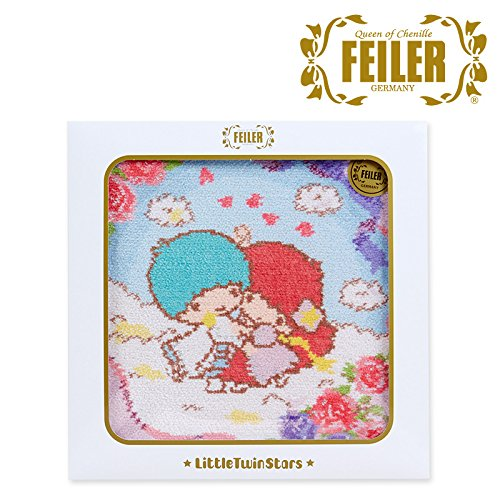 Sanrio Little Twin Stars FEILER Chenille woven handkerchief dance From Japan New (Dance Costumes From China)