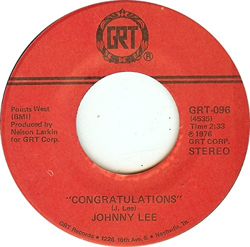 45vinylrecord Ramblin Rose/Congratulations (7