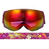 LKOUS Snowmobile Goggles