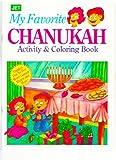 Chanukah Coloring and Activity Book -Happy Hanukkah