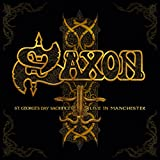Saxon: St.George's Day Sacrifice-Live In Manchester (Audio CD)