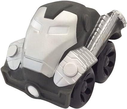 Chuck and Friends Vehicles Lil Chuck and Friends Marvel Character Truck War Machine Jazware