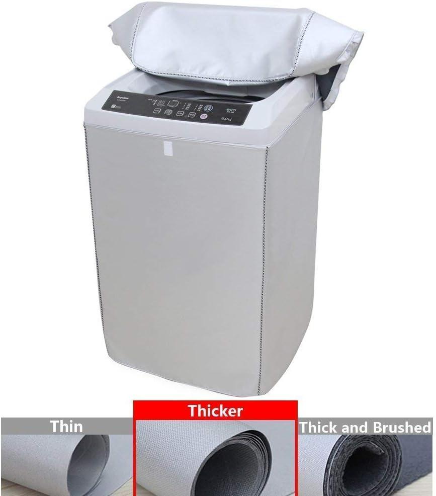 Mr.You Couverture de protection pour machine /à laver s/èche linge /à chargement par le haut /étanche 23*24*36inches