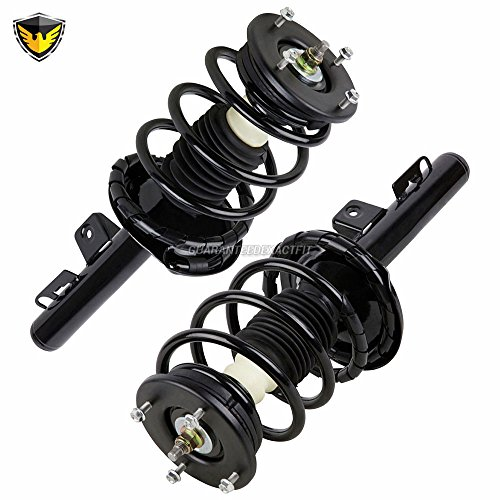 - Pair Duralo Front Strut & Spring Assembly For Ford 500 & Mercury Montego AWD - Duralo 1192-1401 New
