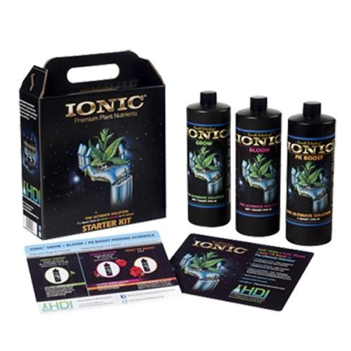 HydroDynamics Ionic Starter Kit for Plant, 3-Quart