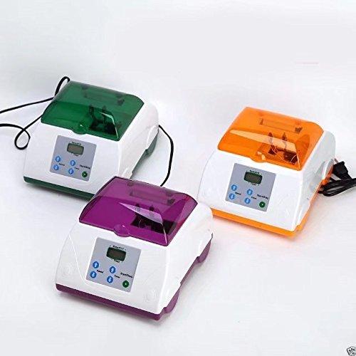 Dental High Speed Amalgamator HL-AH G8 Amalgam Capsule Mixer Blender Orange by Purple-Violet by Purple-Violet (Image #3)