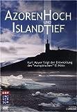 Azorenhoch und Islandtief