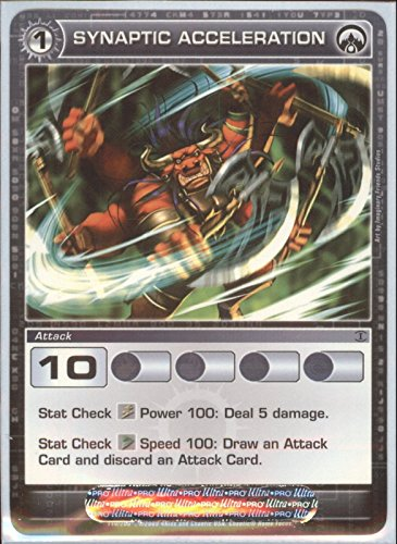 Synaptic Acceleration Attack Secrets Of The Lost City Chaotic Deck Card   114