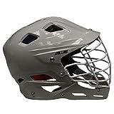 STX Stallion 575 Adult Lacrosse Helmet (White, Medium)