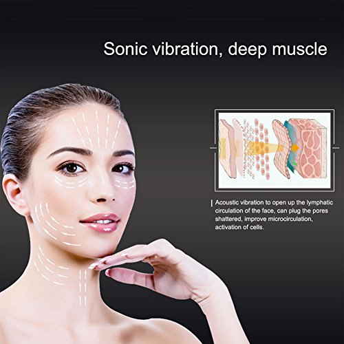 Micrael Home hot and Cold Beauty Instrument, hot and Cold Vibration Beauty Instrument, IPL Import and Export Beauty Instrument by Micrael Home (Image #4)