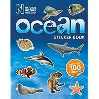 Ocean Sticker Book (Natural History Museum Sticker Books)