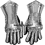Medieval Knight Gothic Style Gauntlets By Nauticalmart
