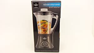 The Sharper Image Blender and Soup Maker