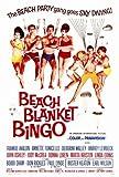 Beach Blanket Bingo 27 x 40 Movie Poster - Style A