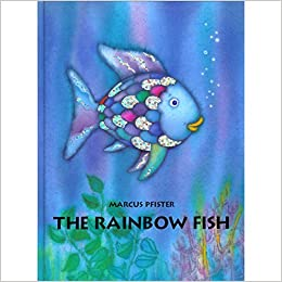 Image result for image of the rainbow fish book